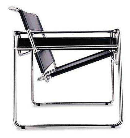 Marcel Breuer Wassily Chair Marcel Breuer Bauhaus Furniture Bauhaus Design