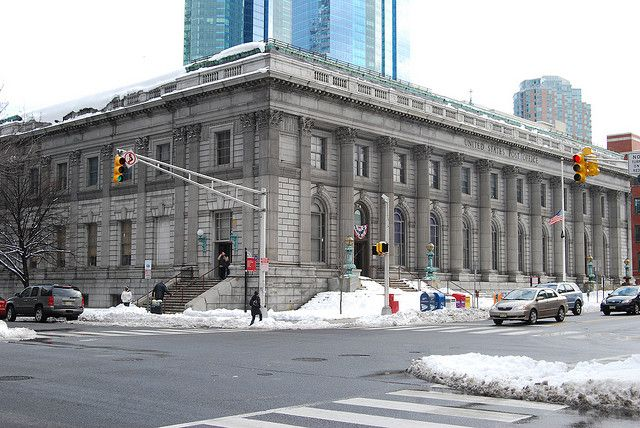 Jersey City Main Post Office By Paul Lowry Via Flickr Jersey City Beautiful Travel Destinations City