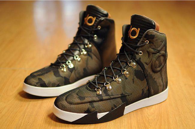 "Releasing: Nike KD VI NSW Lifestyle ""Camo†- EU Kicks: Sneaker Magazine"