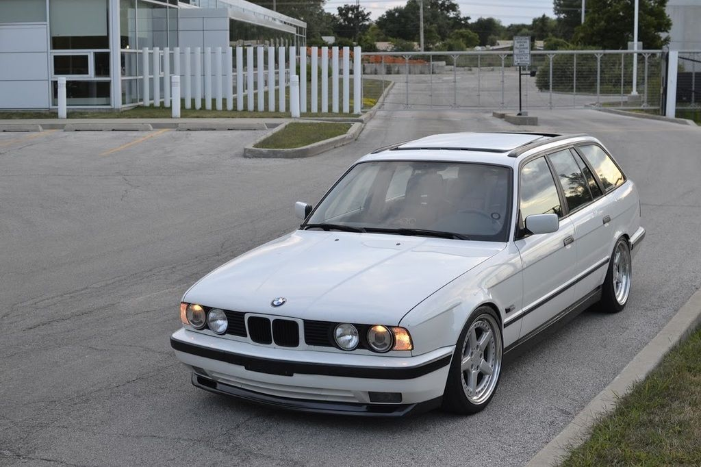 Stanced Flushed E34 S Pictures Thread Page 19 With Images