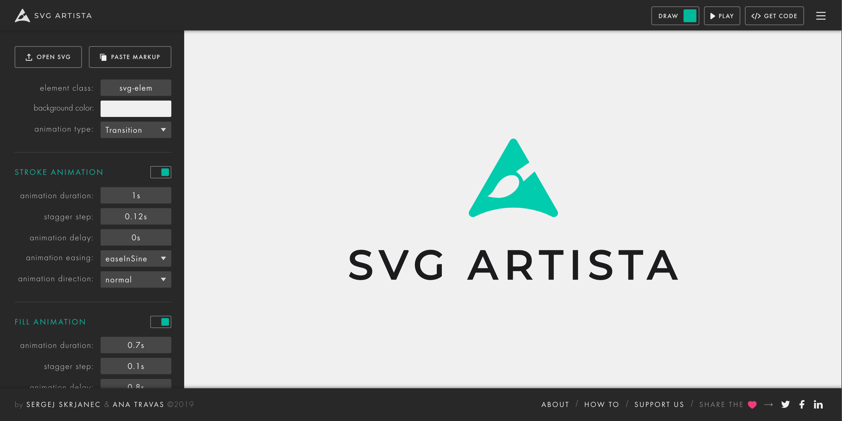 Hot new product on Product Hunt SVG Artista Little tool