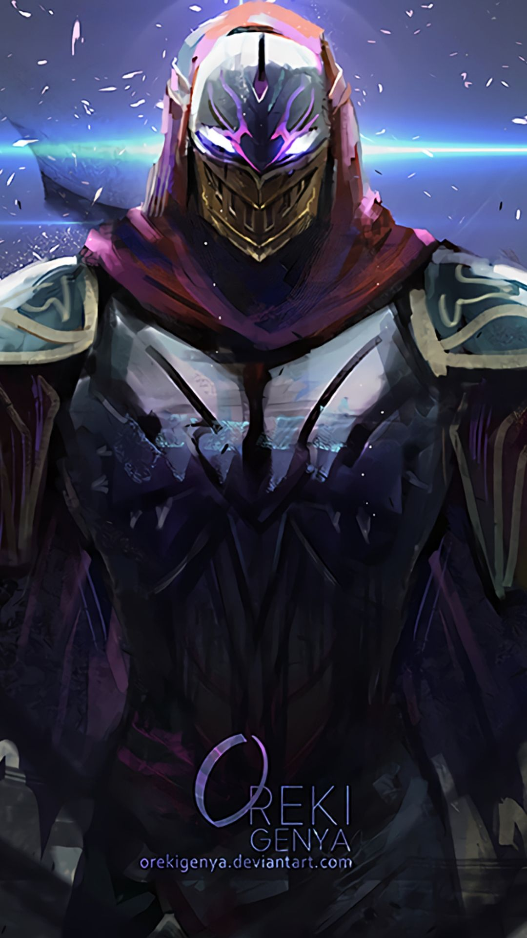 Zed League Of Legends Background Image In 2020 League Of Legends Background Images Lol League Of Legends