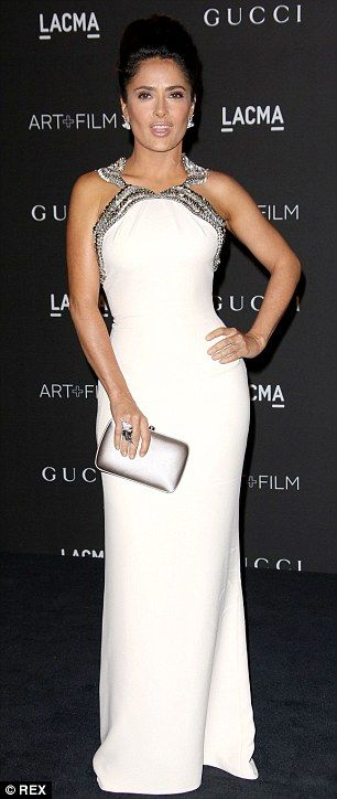 Kate Hudson and Salma Hayek step up the glamour in LA | Schauspieler