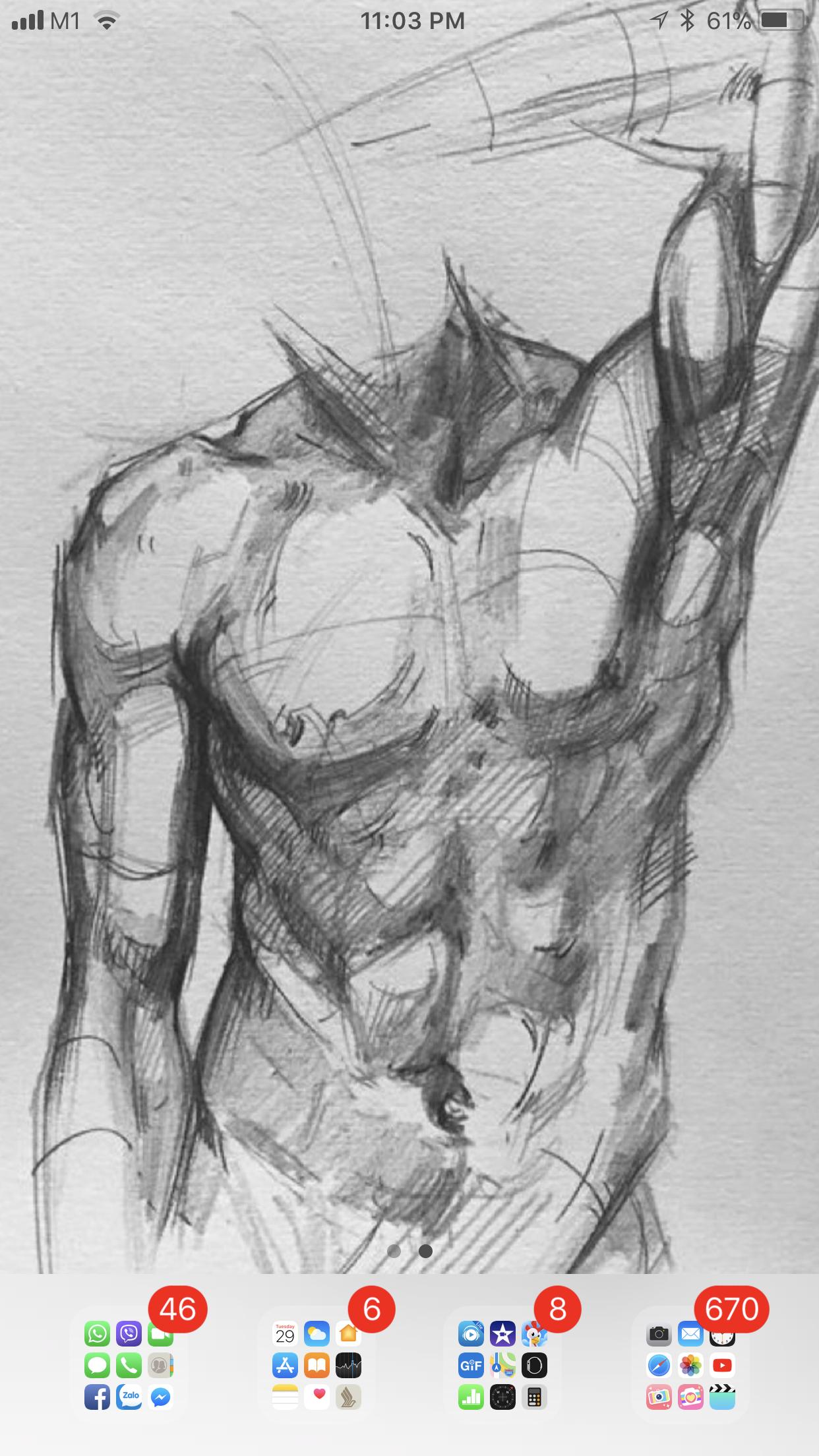Pin By Karen Ngọc Nguyễn On Ktr Anatomy Art Anatomy Sketches Art Sketches