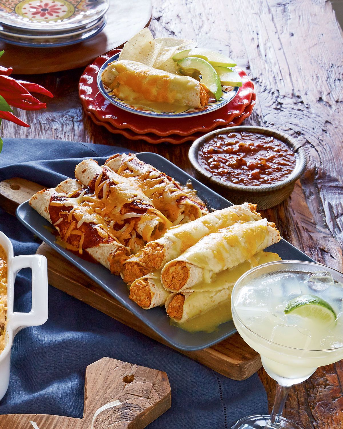 Healthy Recipes Cooking Tips: 12 Enchiladas For 4-6 People In 2019