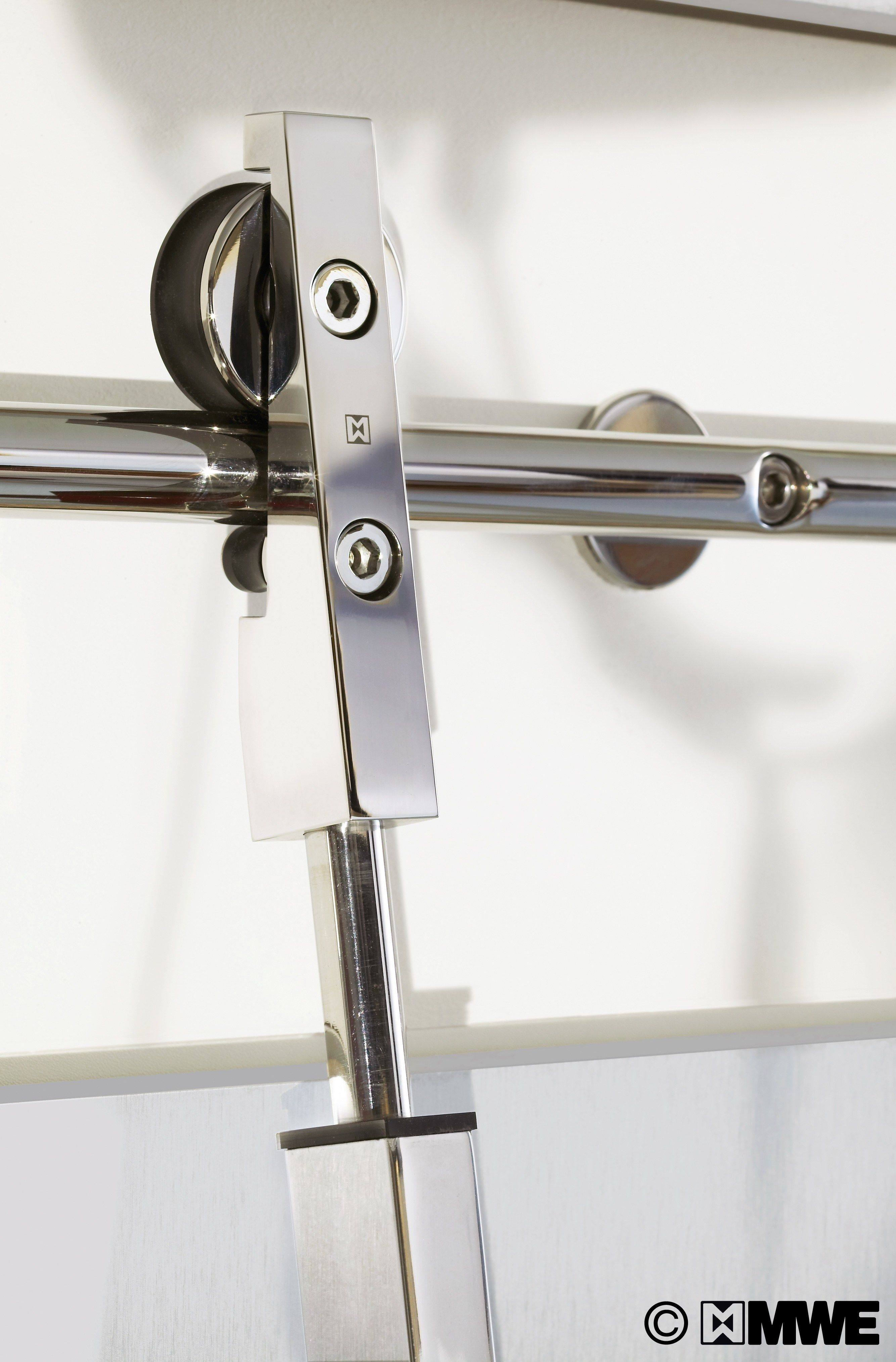Love The Details Akzent Library Ladder With Sliding Function And Telescopic Hardware Www Mwe De En Xay Dựng