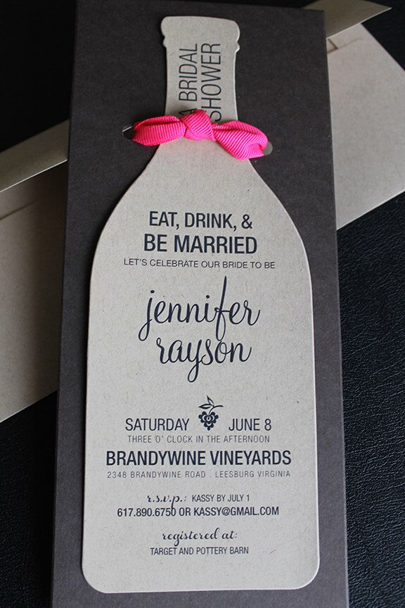 Wine Bridal Shower Invite Vineyard Wedding Winery Wedding Etsy In 2020 Bridal Shower Wine Bridal Shower Invitations Diy Bridal Shower Wine Theme