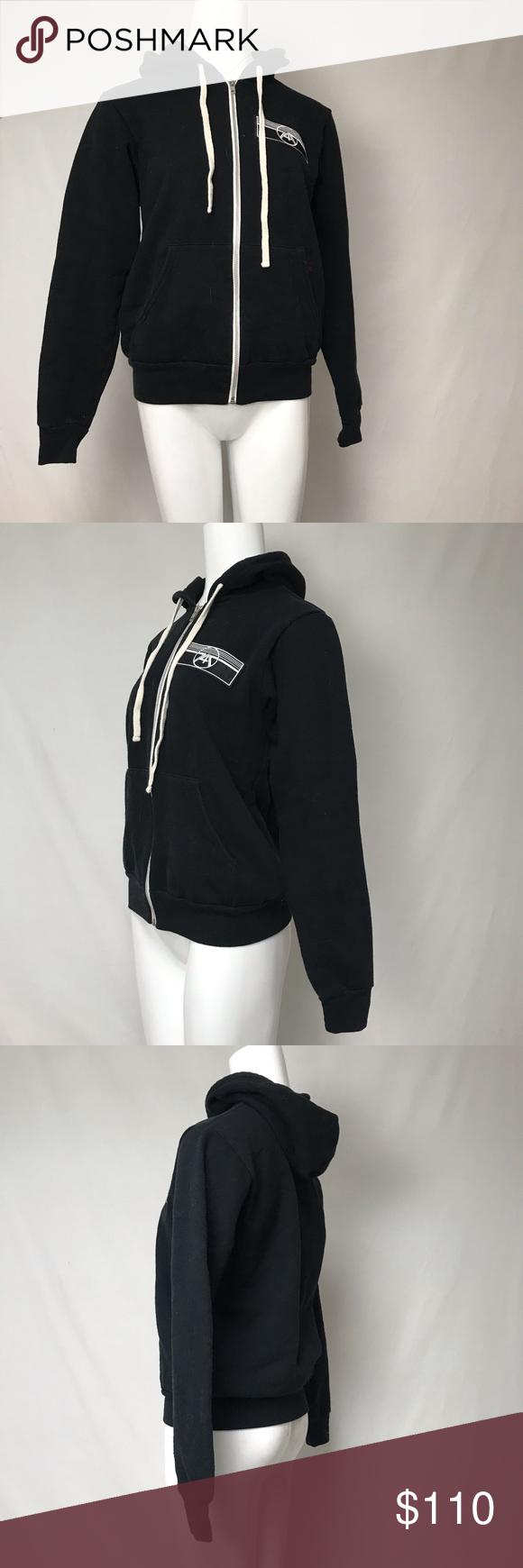 My Vintage Black And White Zip Up Hoodie Sweater White Zip Ups Sweater Hoodie Vintage Black
