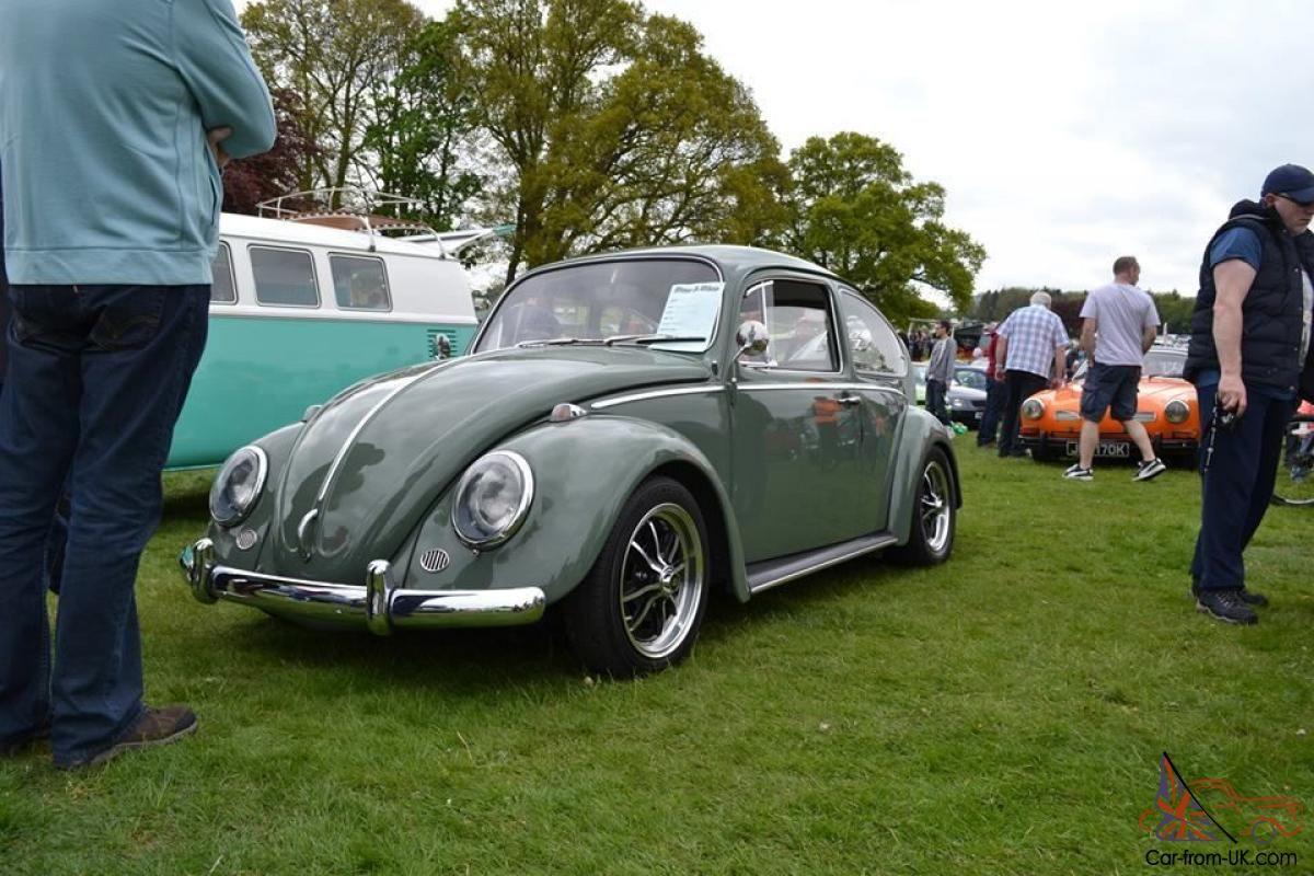 1972 Cal Look Vw Beetle 100 Complete Vw Beetles Beetle Alternator