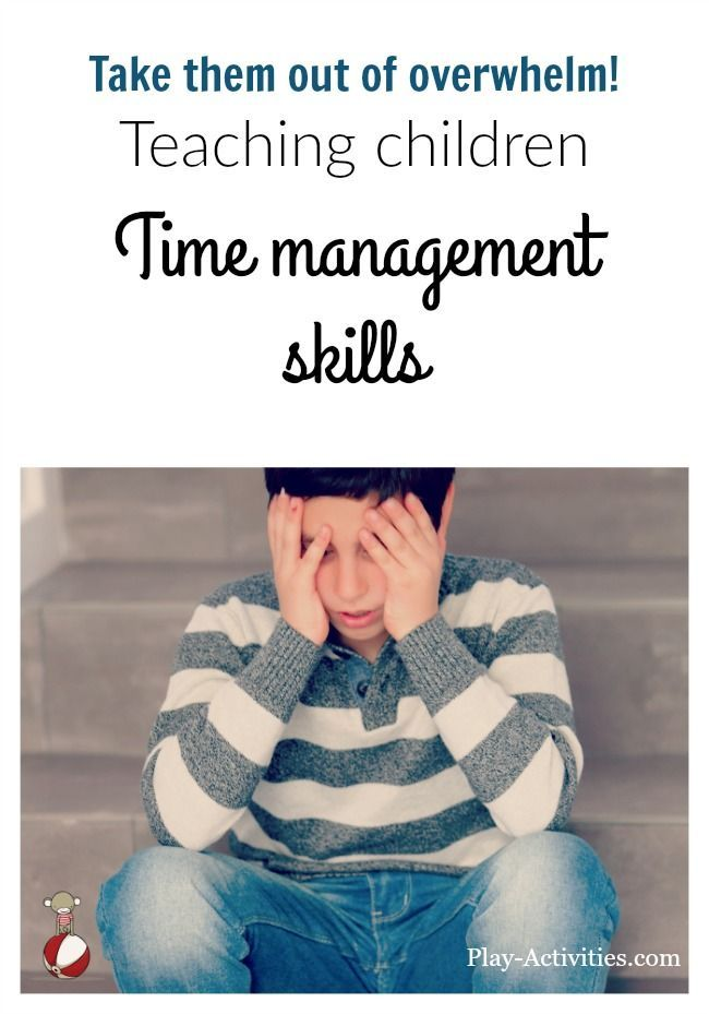 Easy tips to help tweens and younger learn valuable time management life skills early to stay out of overwhelm