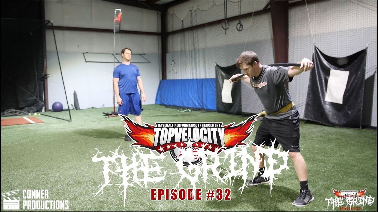Building A Powerfull Leg Drive With Med Ball Throws Ep 32 The Grind Basketball Workouts Baseball Pitching Baseball Stadium