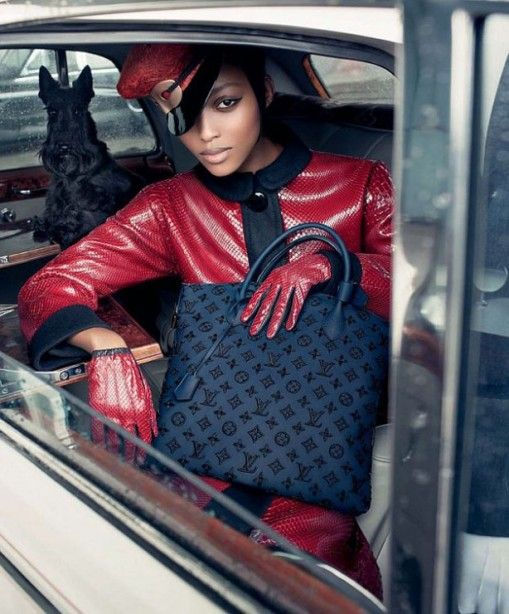 Louis Vuitton Fall Winter 2011-2012 Ad Campaign