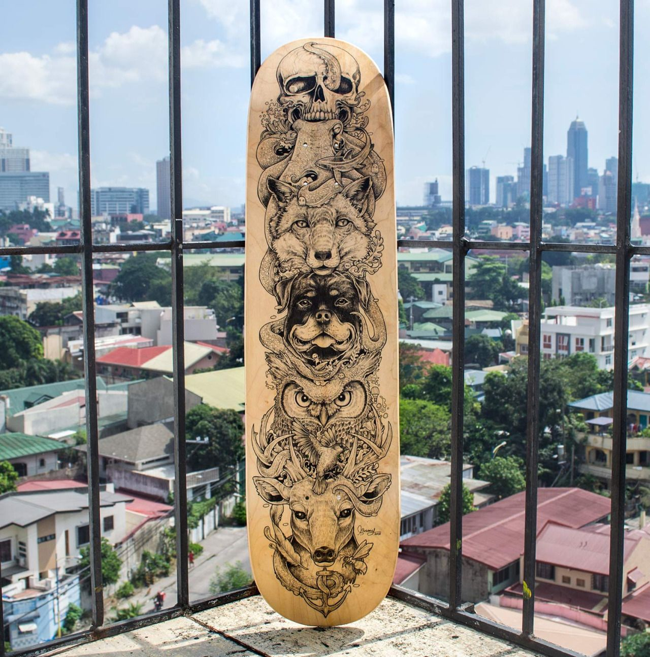 Storie Sketchy di Kerby Rosanes