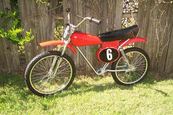 1975 Graco Mx1000 Old Bicycle Vintage Bikes Bmx Bicycle