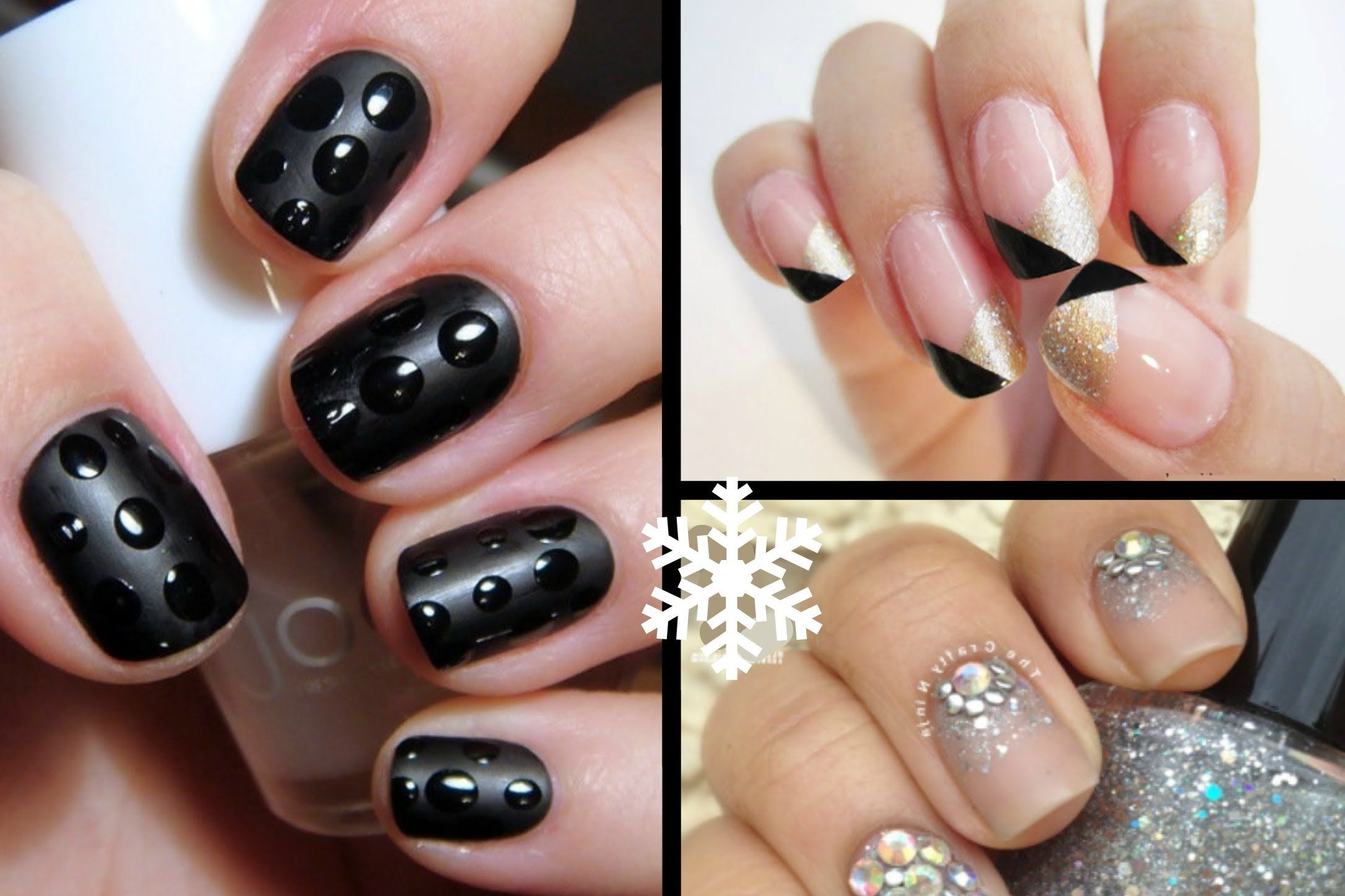 Nail Art Nails Designs For New Years Picture - Best gallery - Nail ...