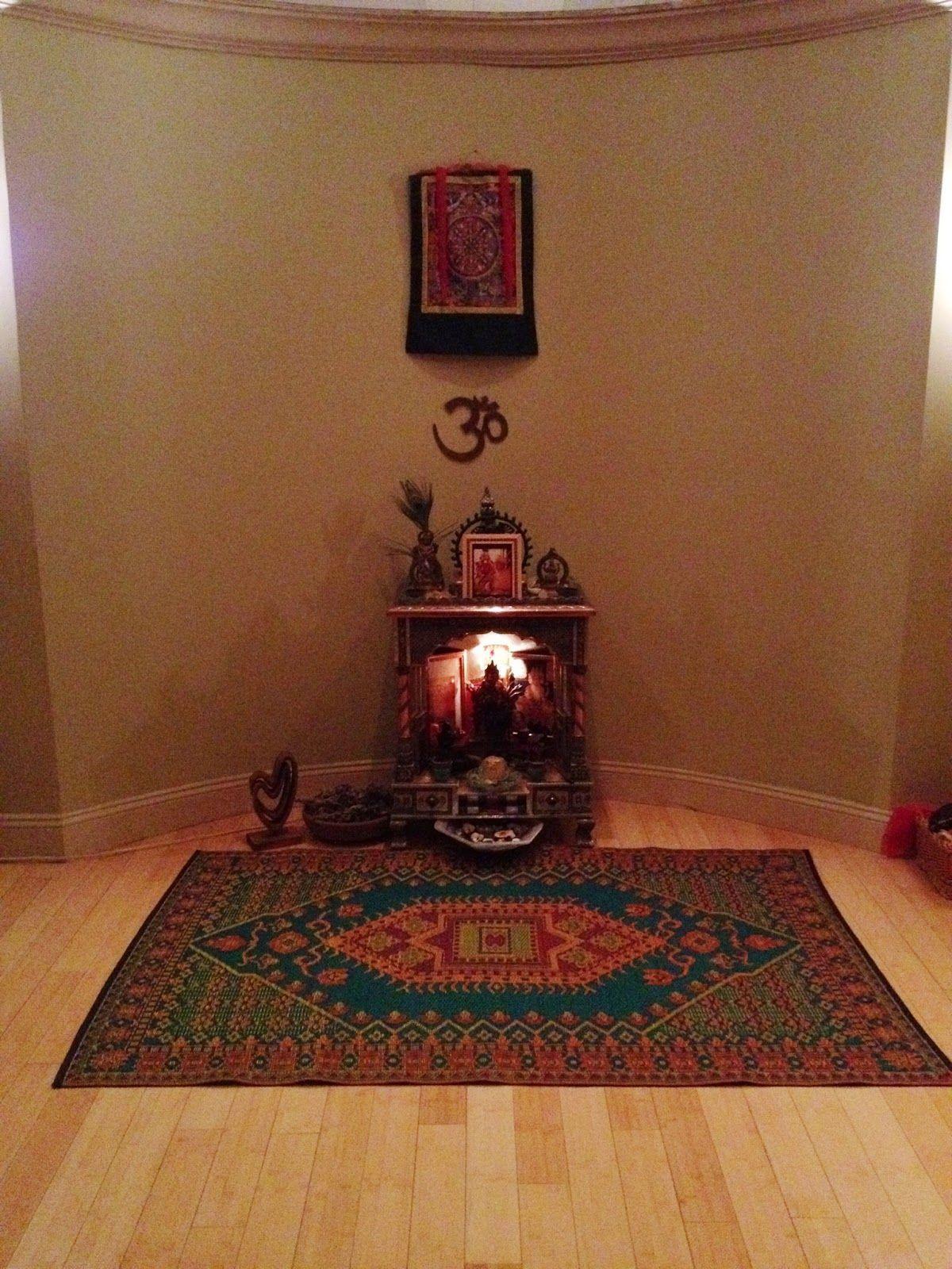 Meditation space