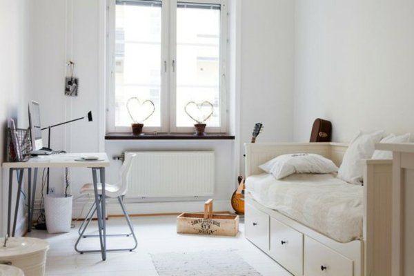 24 idées pour la décoration chambre ado | Déco | Chambre ado ...