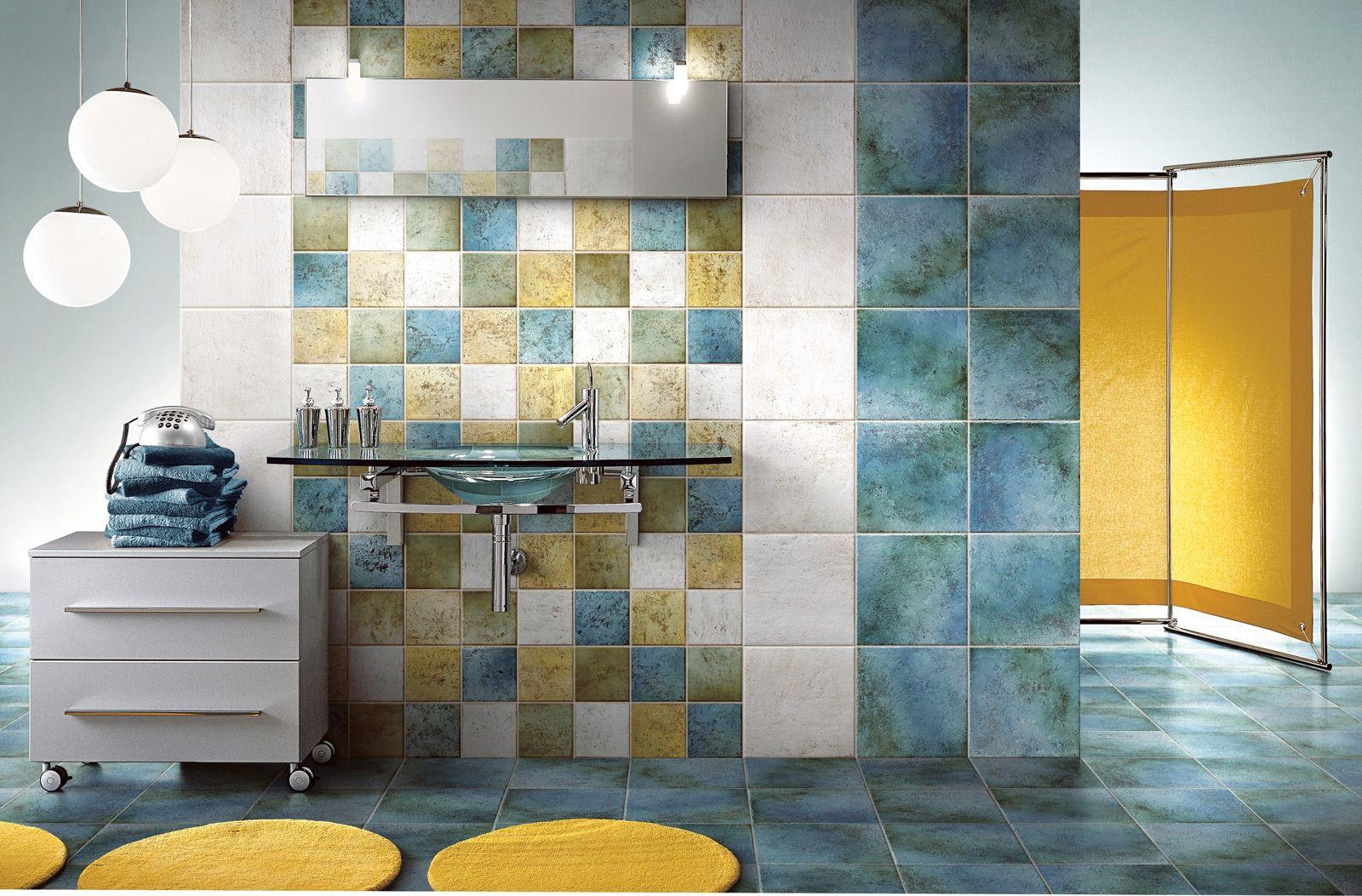 Över 1 000 bilder om badrum med lite mer färg på pinterest
