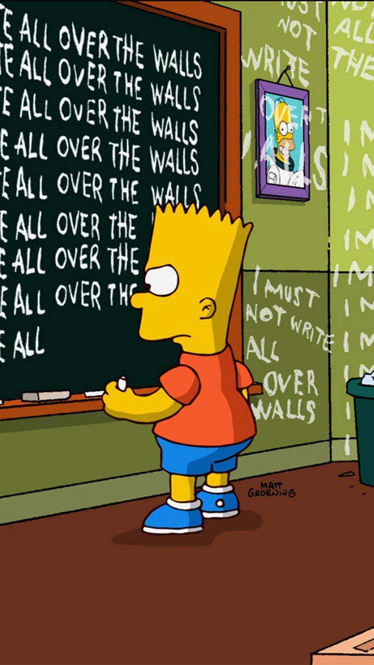 Simpsons Aesthetic Wallpapers Top Free Simpsons