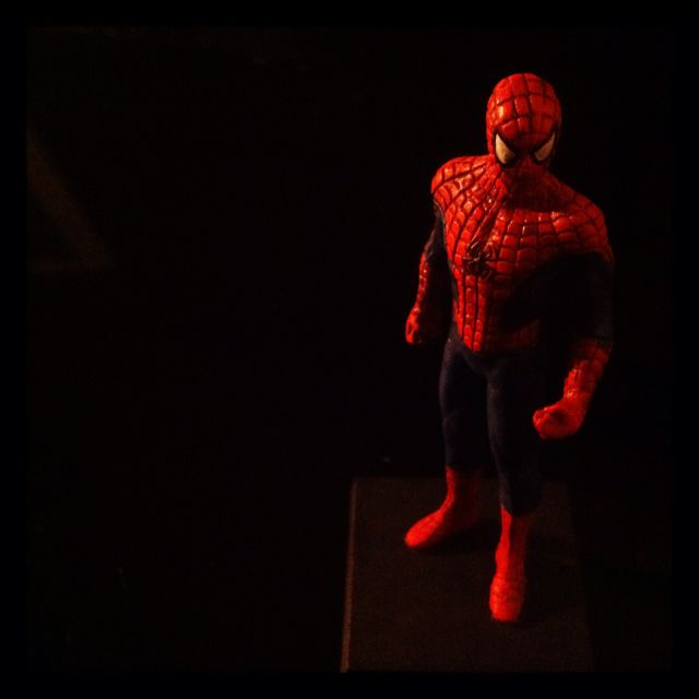 """""""With great power, comes great responsibility."""" - Uncle Ben"""