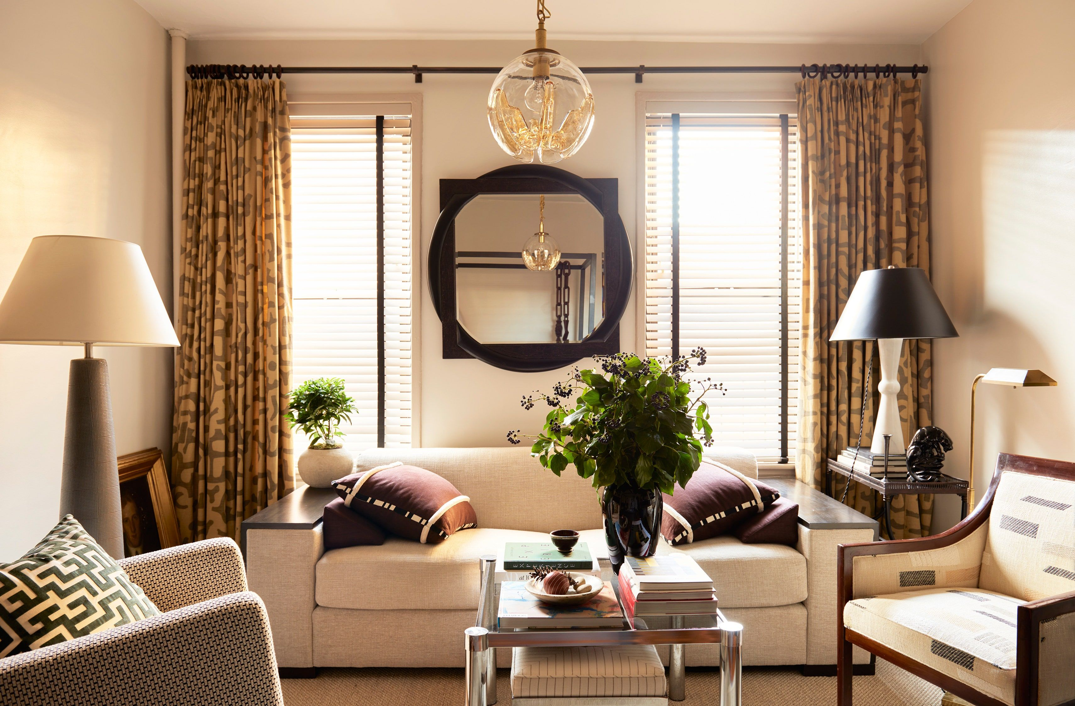 Learn One Designer's Secrets to Making a Studio Apartment