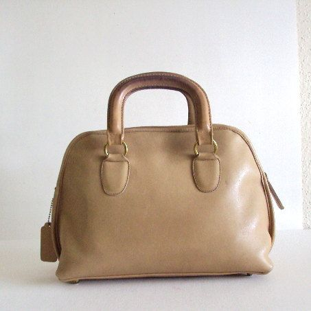 Vintage Coach Baxter Bag ~ Classic Coach Speedy Doctor satchel Bag ...