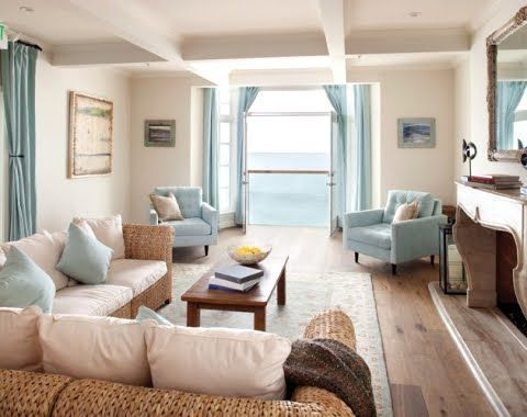 coastal beach villa at pacific edge hotel in california. Black Bedroom Furniture Sets. Home Design Ideas