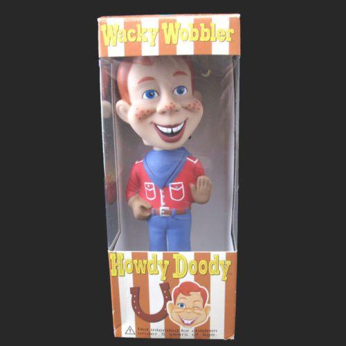 HOWDY DOODY WACKY WOBBLER BOBBLE HEAD