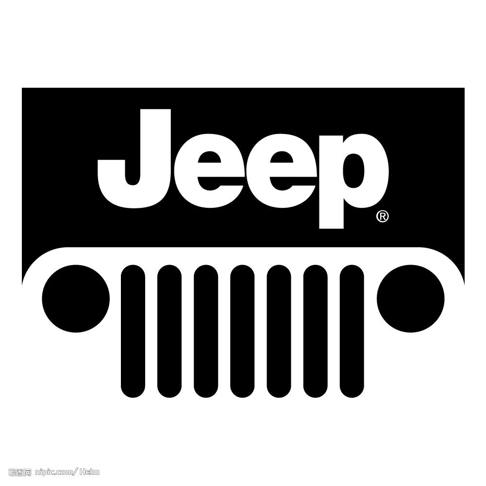 Jeep Seven Slot Grill Jeep Stickers Jeep Decals Jeep