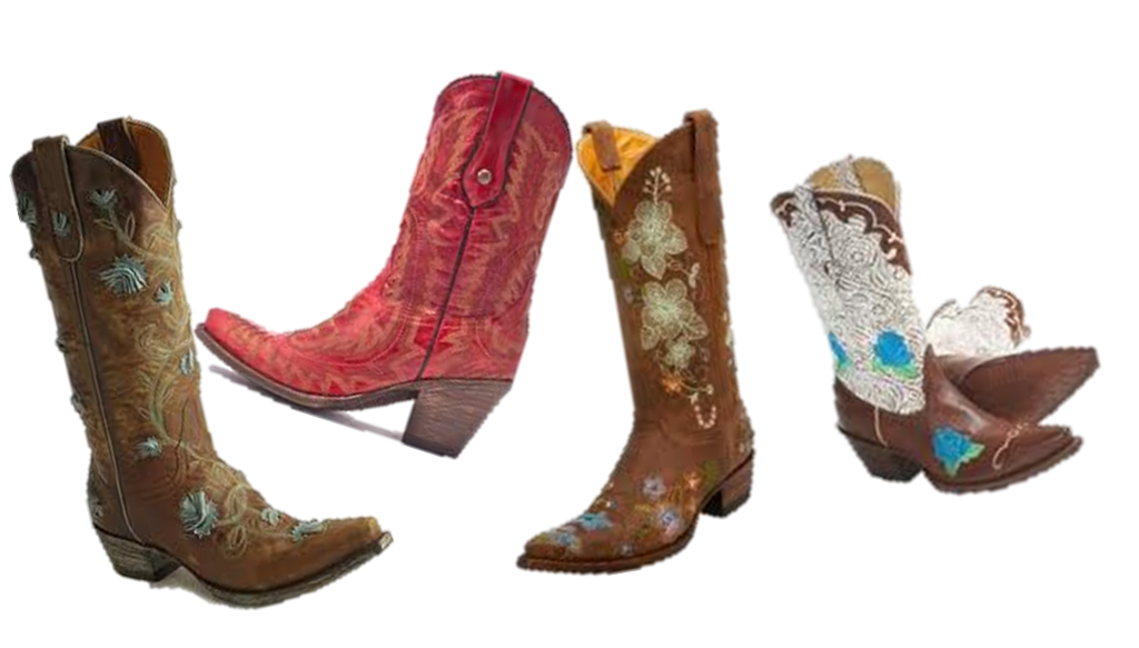 Fashion Cowgirl Boots - Cr Boot
