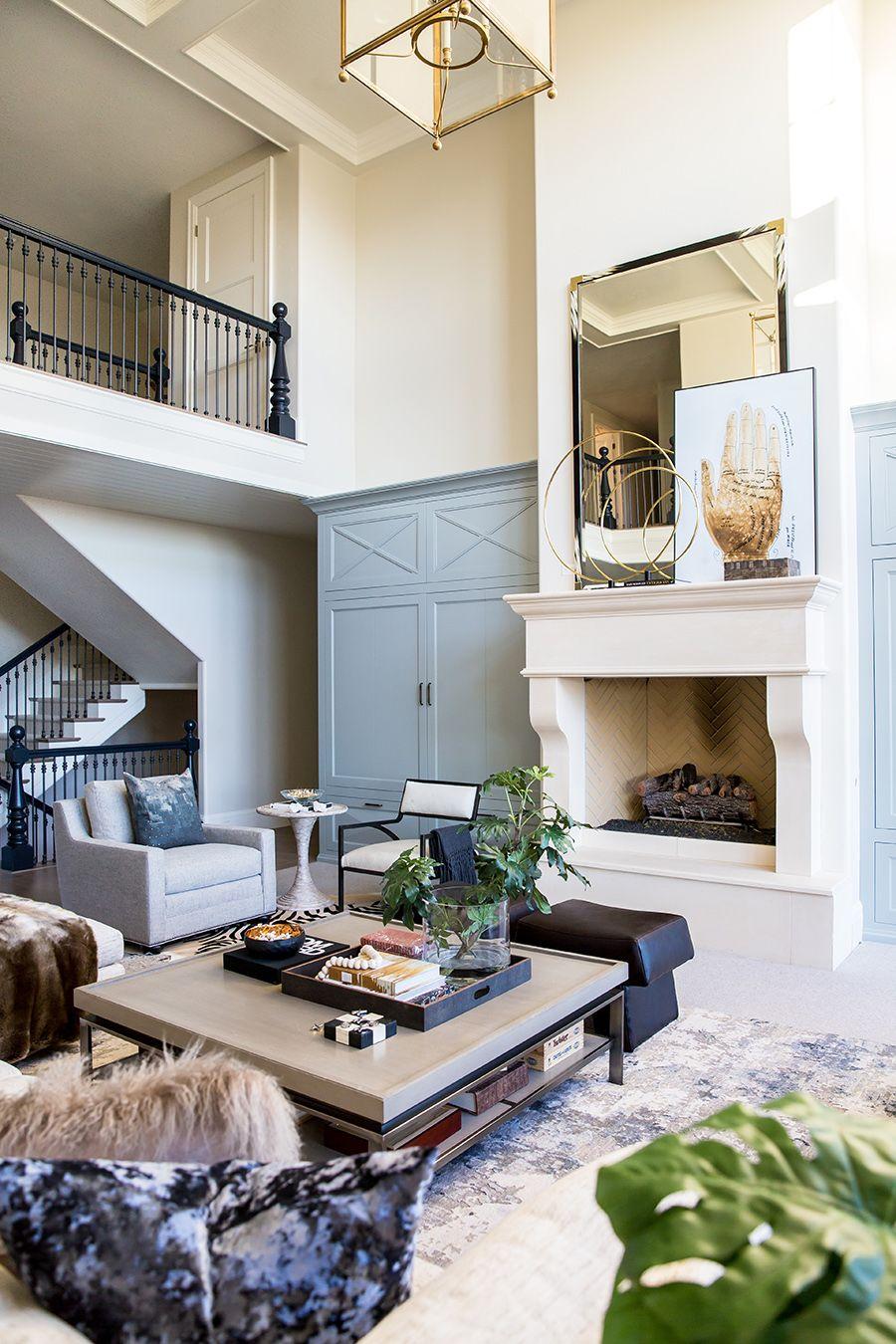 Living Room Via Emily Jackson The Ivory Lane