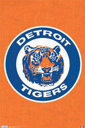 Detroit Tigers Mlb Detroit Tigers Detroit Tigers Baseball Teams Logo