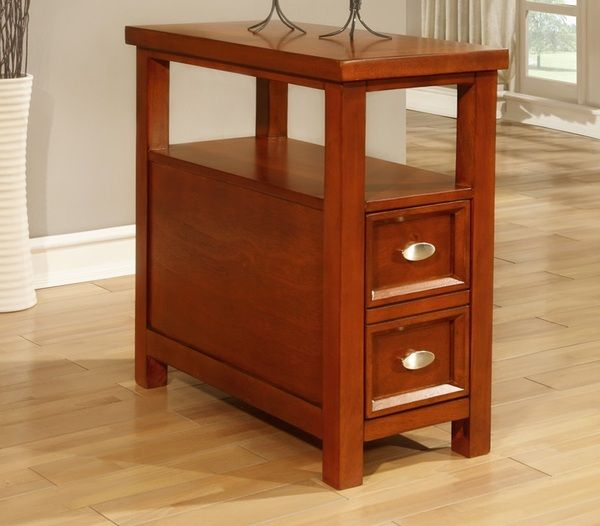 Narrow End Table Chair Side Table End Tables Table