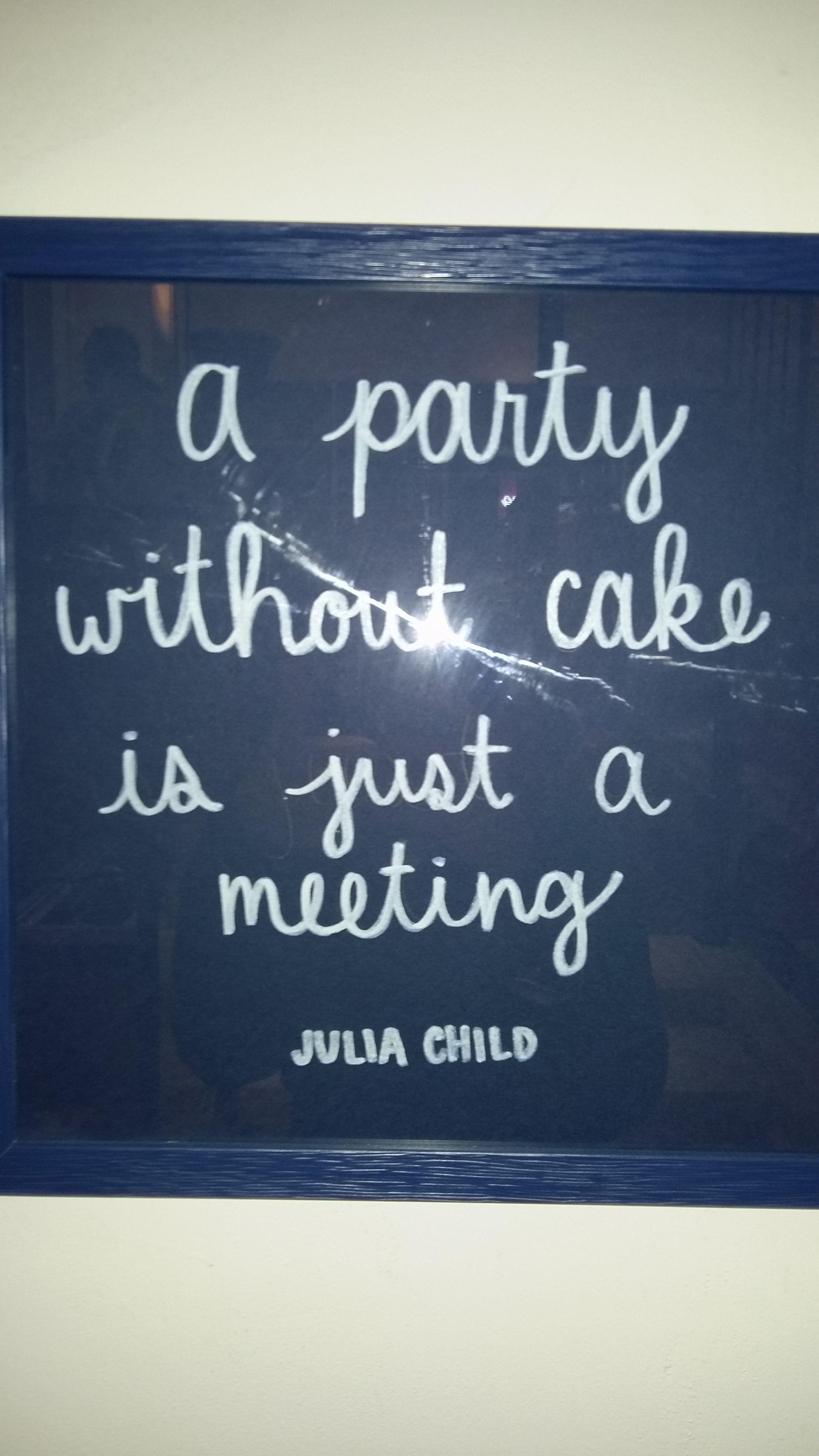 #Julia #Child sait faire les #gâteaux. Je te souhaite une soirée sauveuse avec le #film