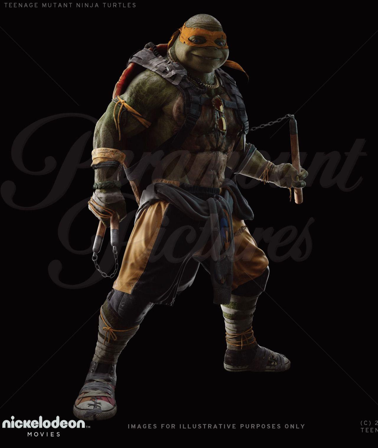 Tmnt 2016 Mikey Teenage Mutant Ninja Turtles Tmnt Mikey Ninja Turtles