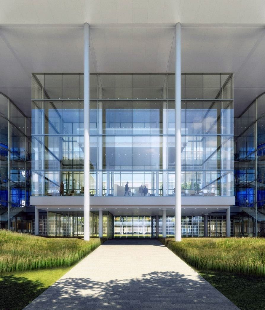 Sitemaps Renderings: Office Design, Natural Light, Architecture And