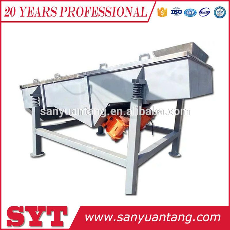 Pin By Sanyuantang Machine On Linear Vibrating Sieve Xinxiang