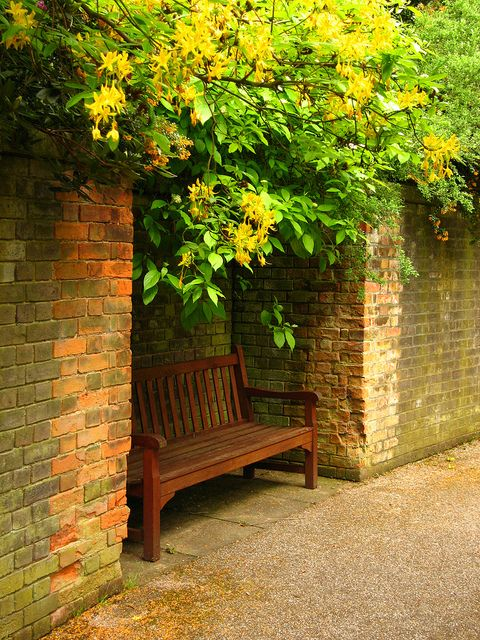 The Hill Garden, via Flickr.