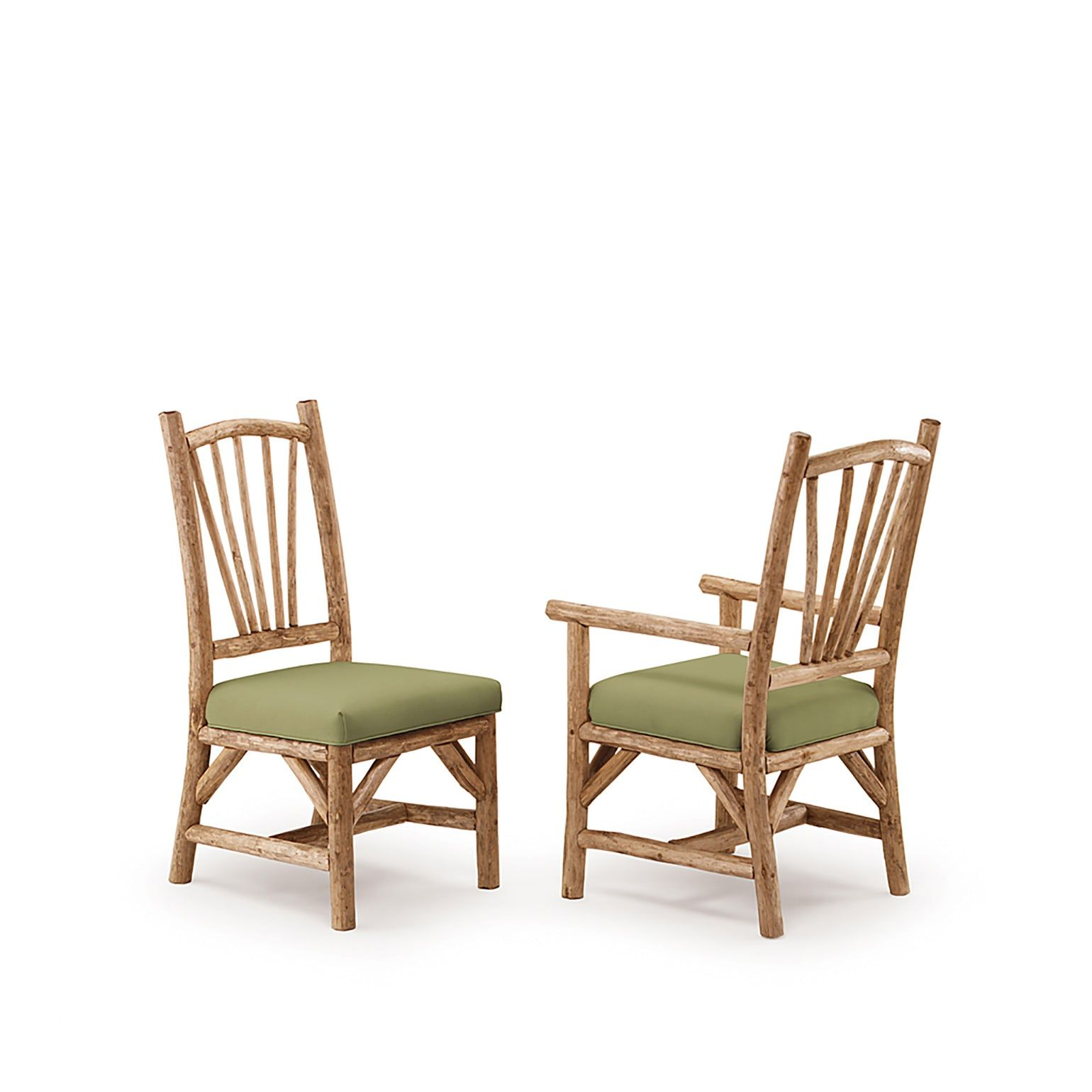 Rustic Side Chair 1154 Rustic Arm Chair 1156 Transitional, Rustic