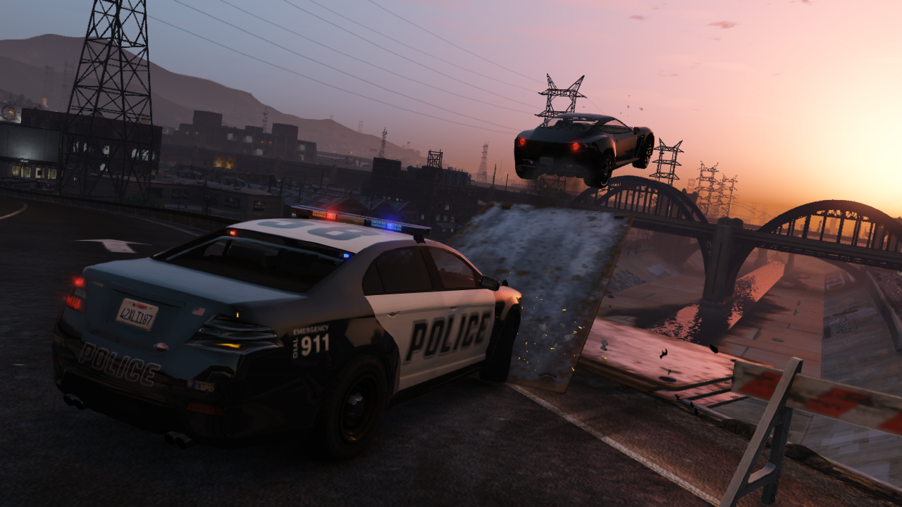 Pics photos grand theft auto iv the law breaking spree continues - Top 6 Gta Online Dlcs We D Like To See