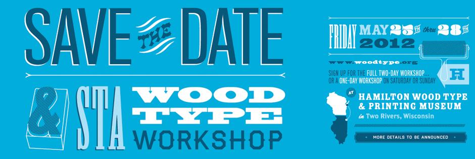 wood type workshop
