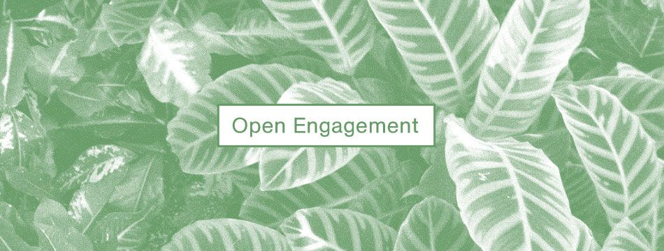 Open Engagement- Conference on Socially Engaged Art