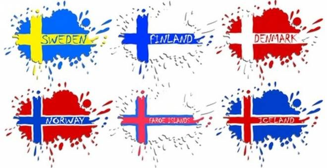 Why And Which Nordic Or Scandinavian Languages To Learn Icelandic Language Finnish Language Scandinavian