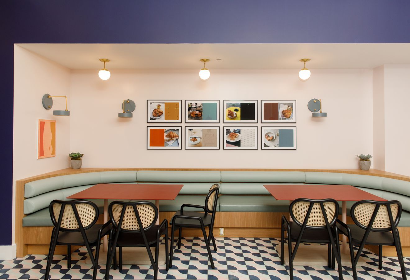 The Wing Debuts San Francisco Restaurant That S All About Women Eater Sf Scandinavian Dining Room Home Decor Dining Room Inspiration