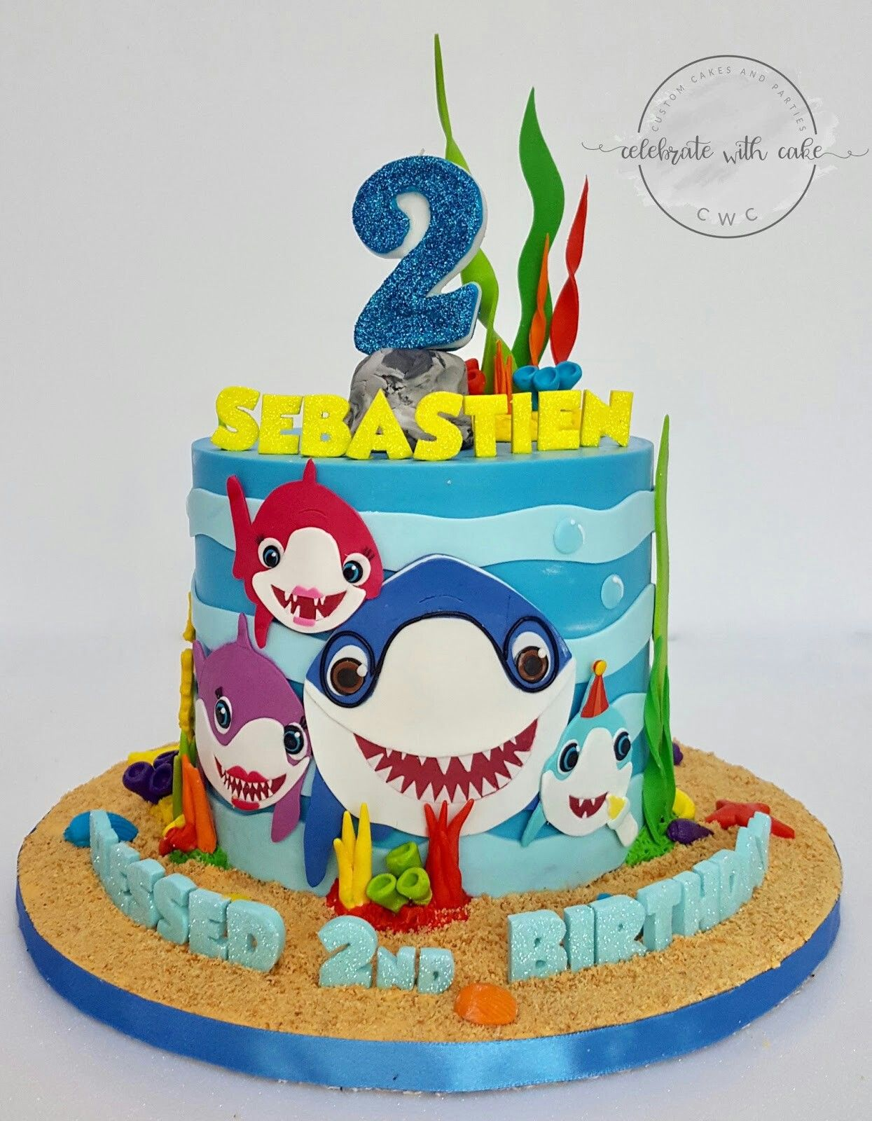 Pin By Chariehil Cpds On Birthday Shark Theme Shark