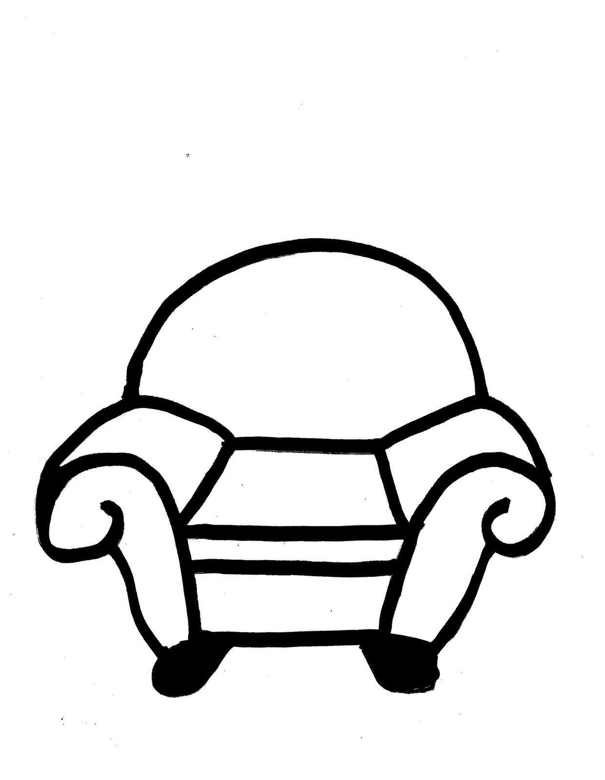 Thinking Chair Bmp 1 241 1 600 Pixels Blues Clues Blue S Clues