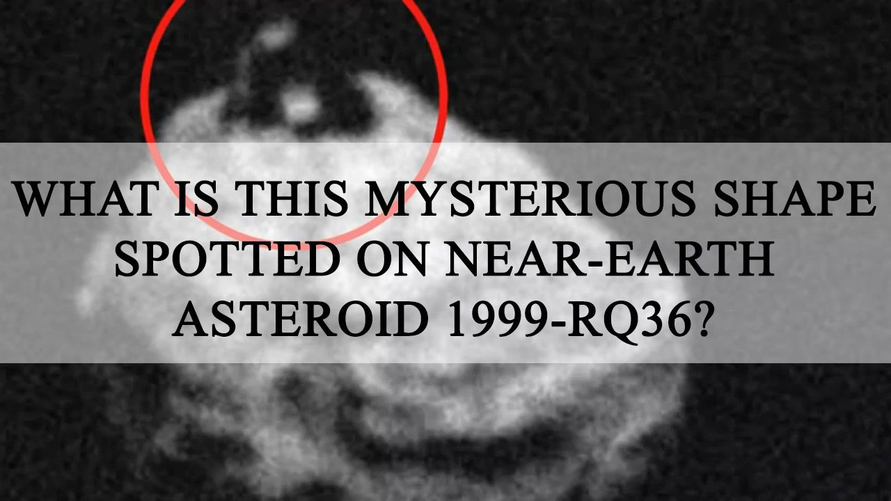 An Alien Structure on Asteroid 1999-RQ36? | Cult of Weird ...