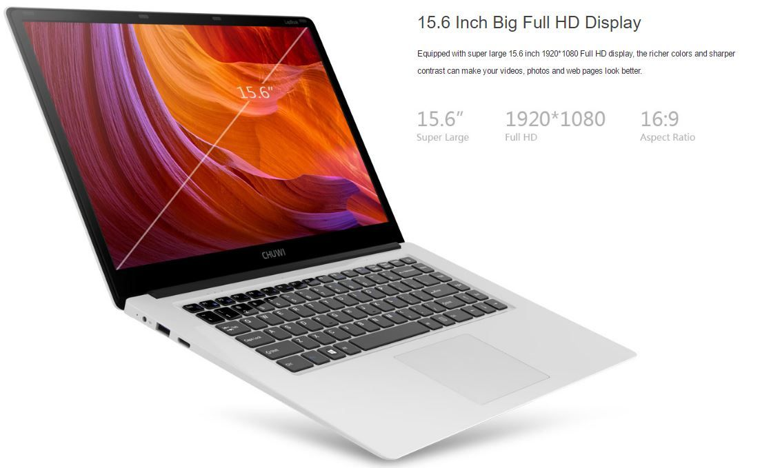 Chuwi Lapbook Win10 15 6 Inch Laptop Powered By Cherry Trail Processor Now For 196 99 Promo Androidtvbox Laptop Lapbook Processor