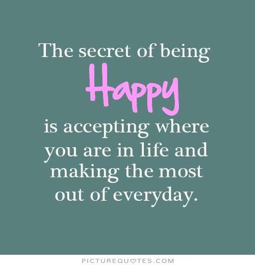 happy everyday quotes