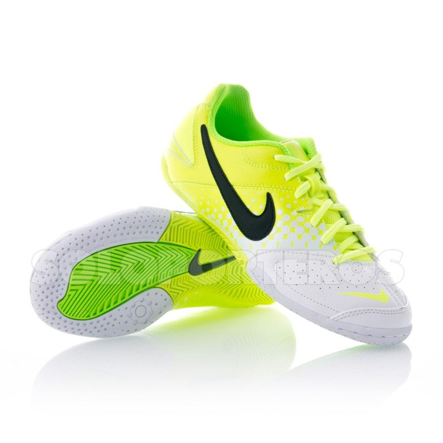 8acc4b6c27328 chuteira futsal nike 5 elástico ii volt. amarela compre agora dafiti sports  brasil  nike 5 elastico